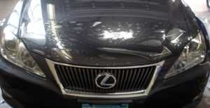 Automotive Clear Shield
