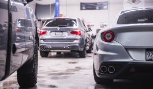 Midwest clear bra shop. Ferrari FF and BMW X3