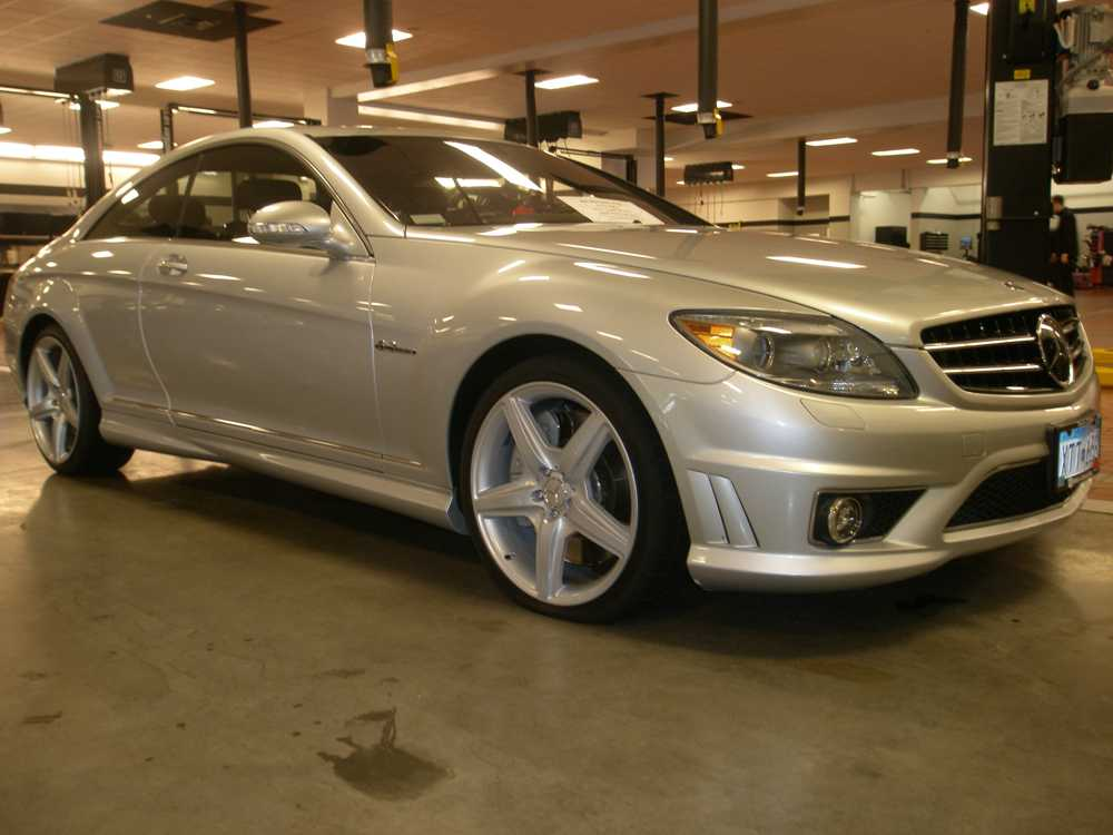 Mercedes benz cl midwest clear bra for Mercedes benz of rochester mn