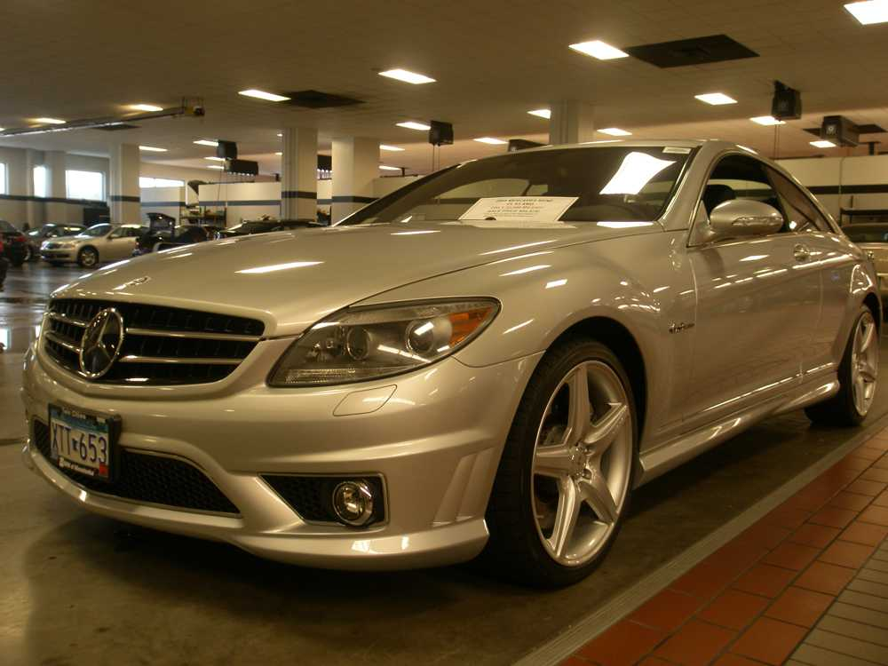 Mercedes benz cl midwest clear bra for Mercedes benz dealer minneapolis