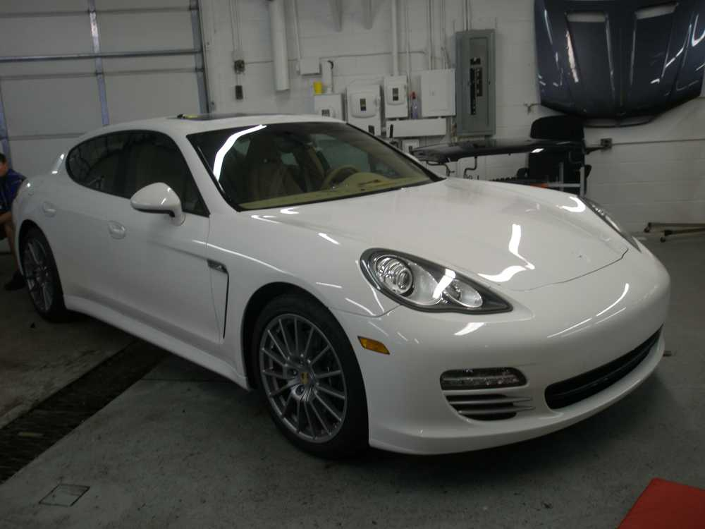 Window Tinting Mn >> Porsche Panamera - MidWest Clear Bra